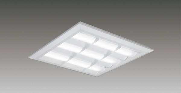 LEKT751852WW-LD9 東芝 TENQOO スクエアベースライト LED(温白色)