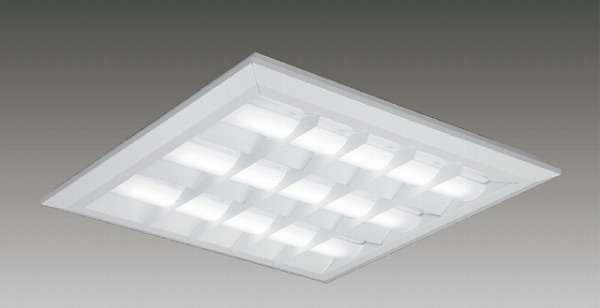 LEKT771652WW-LD9 東芝 TENQOO スクエアベースライト LED(温白色)