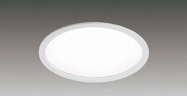 LEKR645351FL-LD9 東芝 TENQOO 埋込丸形ベースライト LED(電球色)