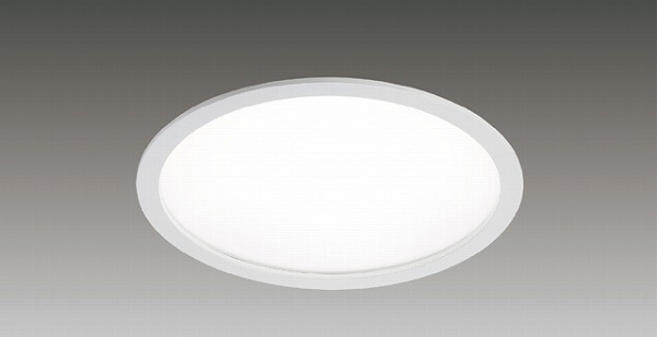 LEKR645351FWW-LD9 東芝 TENQOO 埋込丸形ベースライト LED(温白色)
