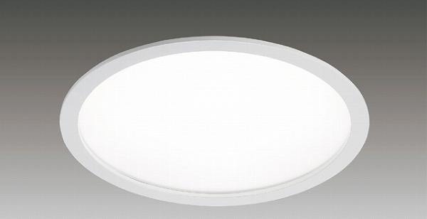LEKR660701FWW-LD9 東芝 TENQOO 埋込丸形ベースライト LED(温白色)