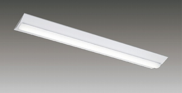 東芝 TENQOO 40W形 直付 LEDベースライト W230 LEKT423693D-LS9 昼光色