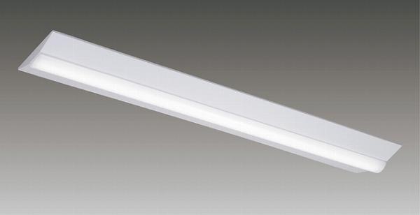 東芝 TENQOO 40W形 直付 LEDベースライト W230 連結用 LEKT423693JWW-LS9 温白色