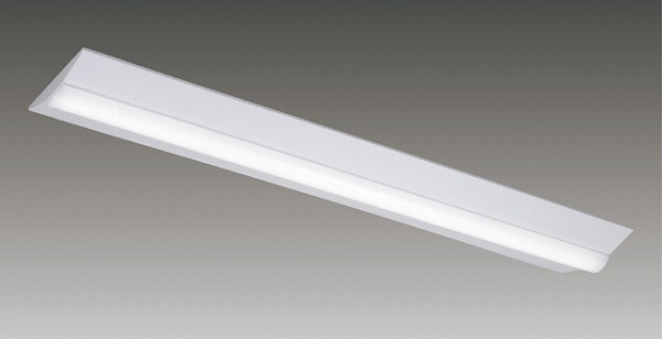 東芝 TENQOO 40W形 直付 LEDベースライト W230 連結用 LEKT423523JL-LS9 電球色