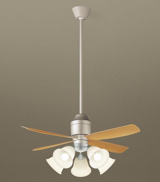 XS72141K パナソニック シーリングファン シルバーメタリック LED(電球色) ~14畳