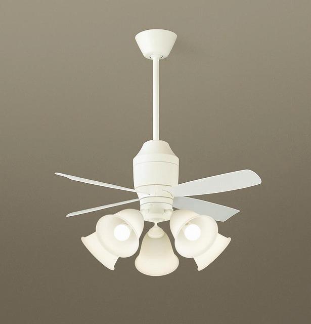 XS75340K パナソニック シーリングファン ホワイト LED(電球色) ~14畳