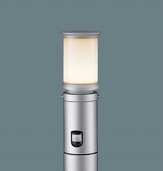 XLGEC519HF パナソニック エントランスライト シルバー LED(電球色) センサー付