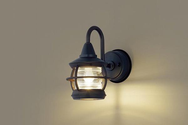 LGW85217Z パナソニック ポーチライト ブラック LED(電球色)