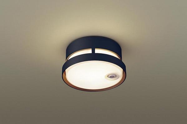 LGWC56020BF パナソニック ポーチライト ブラック LED(電球色) センサー付