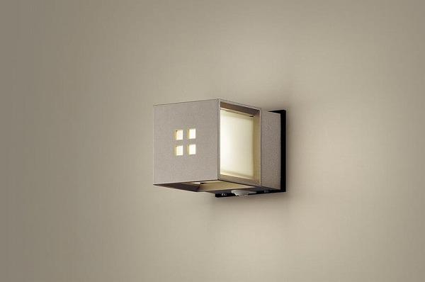 LGWC85040YZ パナソニック ポーチライト プラチナ LED(電球色) センサー付