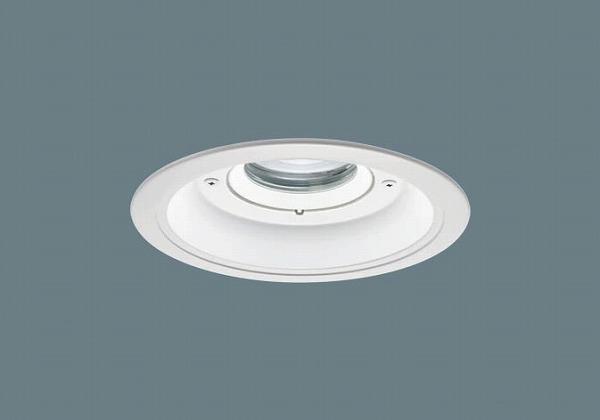 XNW2560WLLE9 パナソニック ダウンライト LED(電球色) 広角形 防雨型