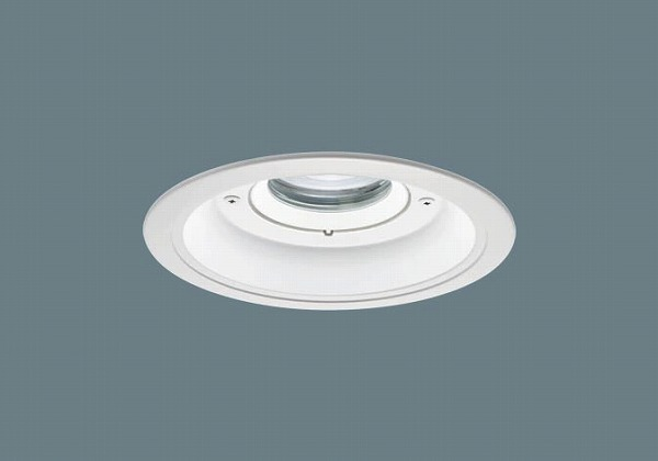 XNW2560WVLE9 パナソニック ダウンライト LED(温白色) 広角形 防雨型