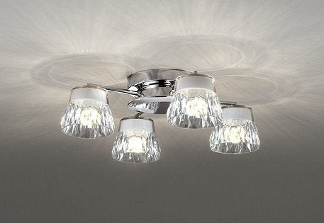 絶品 OC257139 オーデリック シャンデリア LED ODELIC ~4.5畳 電球色 5☆大好評 調光