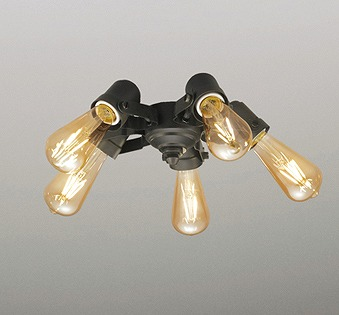 WF835LC オーデリック シーリングファン灯具 LED 電球色 調光 ODELIC