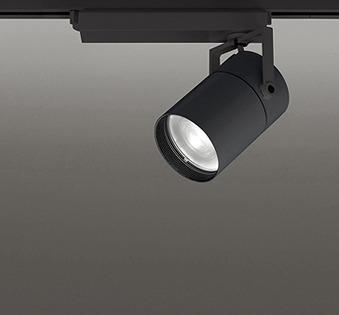 XS511158 オーデリック レール用スポットライト ブラック LED(温白色) スプレッド配光 ODELIC
