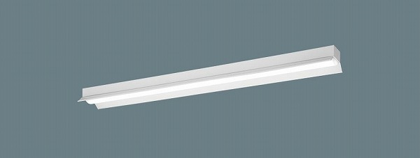 XLX449KELLE9 パナソニック ベースライト 40形 反射笠付型 LED(電球色)