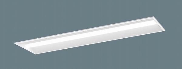XLX455VHWPLA9 パナソニック 埋込型ベースライト 40形 W300 LED 白色 調光 (XLX455VHWTLA9 後継品)