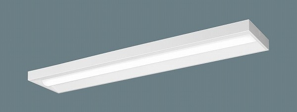 XLX460SHVTLE9 パナソニック ベースライト 40形 スリムベース LED(温白色) (XLX460SHVZLE9 後継品)