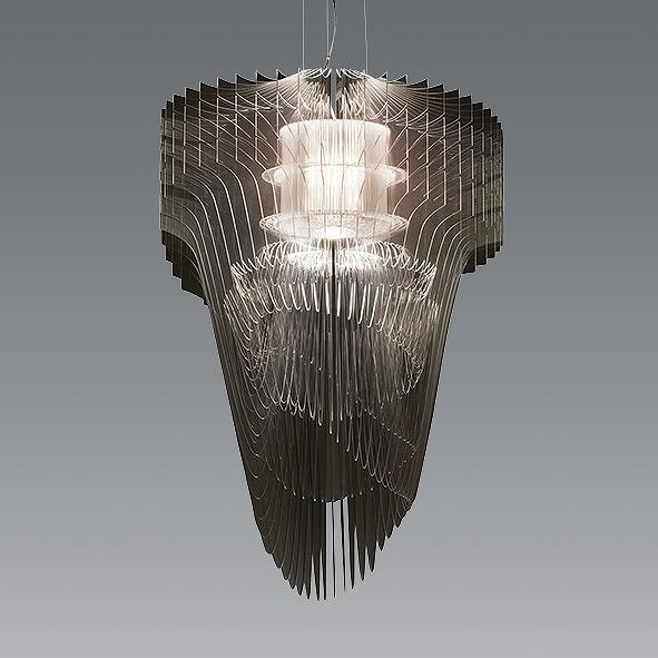 XRP6072C 遠藤照明 ペンダントライト クリア φ700 LED(電球色) イタリア製