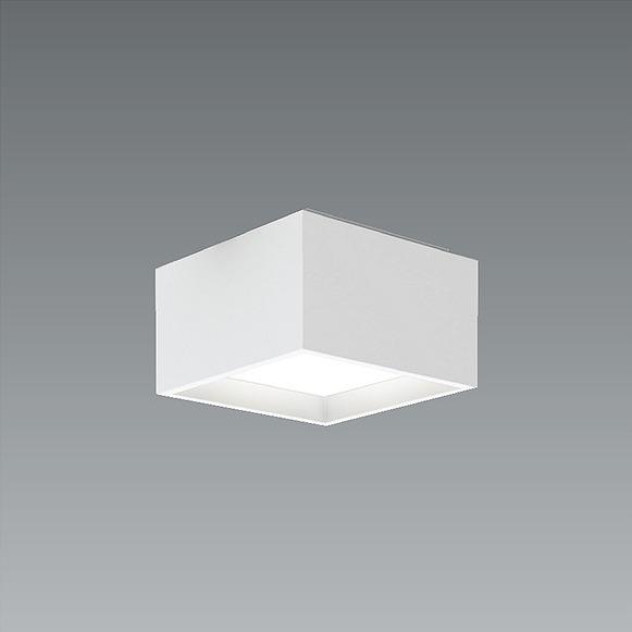EFG5452W 遠藤照明 シーリングダウンライト □225 LED 電球色 Fit調光 超広角
