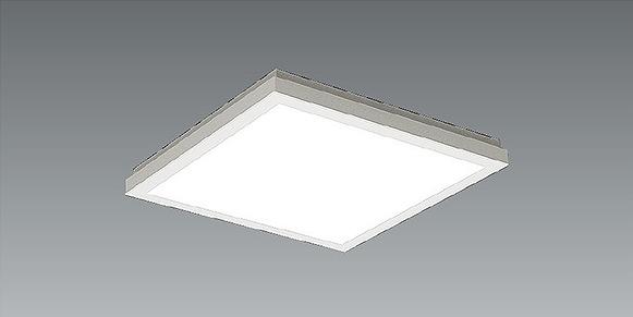 EFK1029W 遠藤照明 スクエアベースライト パネル付 直付 LED 調色 Fit調光