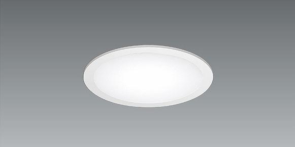 EFK9437W 遠藤照明 フラットベースライト パネル付 半埋込 LED 白色 Fit調光