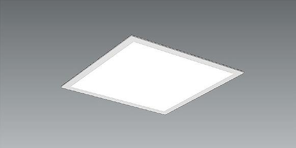 EFK9720W 遠藤照明 スクエアベースライト パネル付 埋込 LED 白色 Fit調光