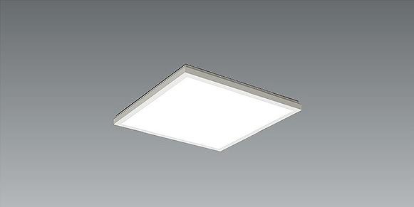 EFK9739W 遠藤照明 フラットベースライト パネル付 半埋込 LED 温白色 Fit調光
