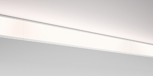 EFK9870W 遠藤照明 コーナー用埋込ベースライト ダイレクト・コーブ 端用 L600タイプ LED 温白色 Fit調光