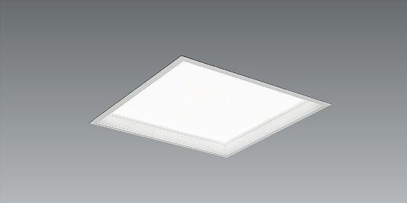 EFK9923W 遠藤照明 スクエアベースライト 白バッフル 深型 LED 温白色 Fit調光