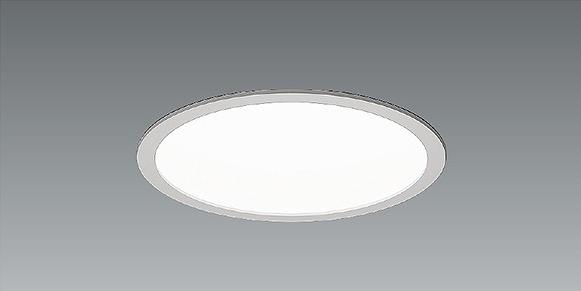 EFK9965W 遠藤照明 円型ベースライト 調光/非調光兼用型 パネル付 φ470 LED 昼白色 Fit調光