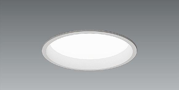 EFK9972W 遠藤照明 円型ベースライト 深型 パネル付 深型 LED 白色 Fit調光