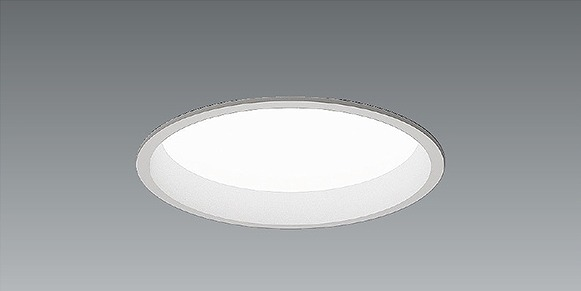 EFK9973W 遠藤照明 円型ベースライト 深型 パネル付 深型 LED 温白色 Fit調光
