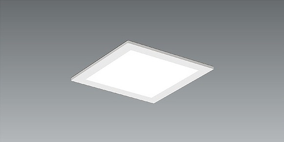 EFK9994W 遠藤照明 スクエアベースライト パネル付 埋込 LED 調色 Fit調光