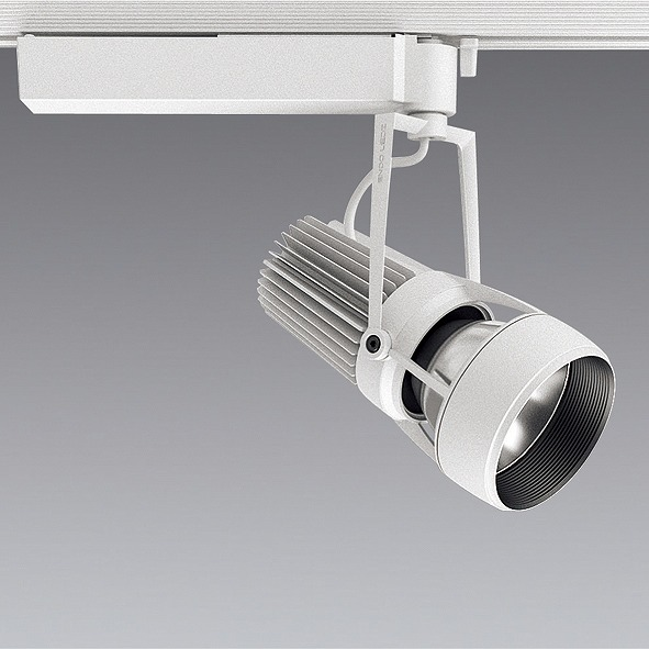 EFS5316W 遠藤照明 レール用スポットライト 白 LED 温白色 Fit調光 中角