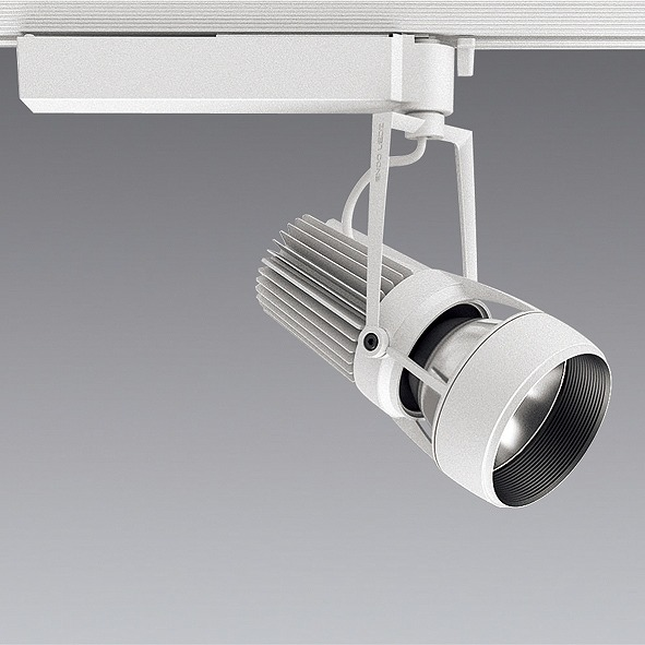 EFS5361W 遠藤照明 レール用スポットライト 白 LED 温白色 Fit調光 狭角