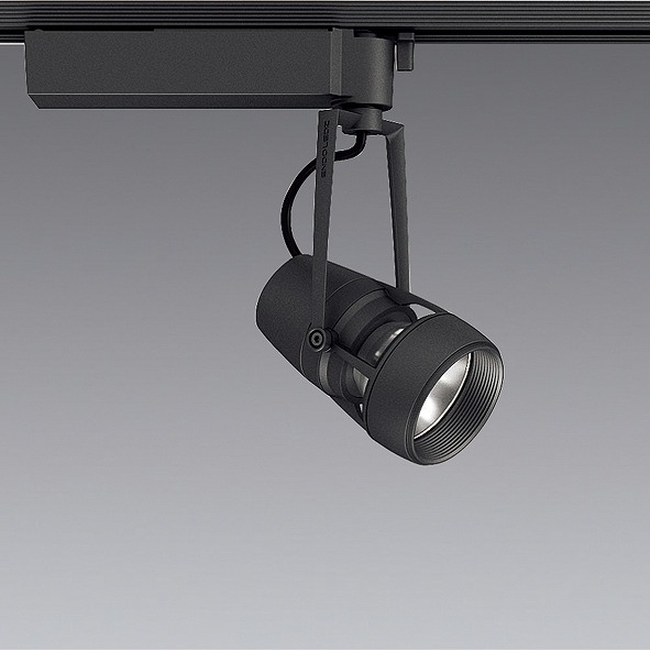 EFS5489B 遠藤照明 レール用スポットライト 黒 LED 温白色 Fit調光 広角