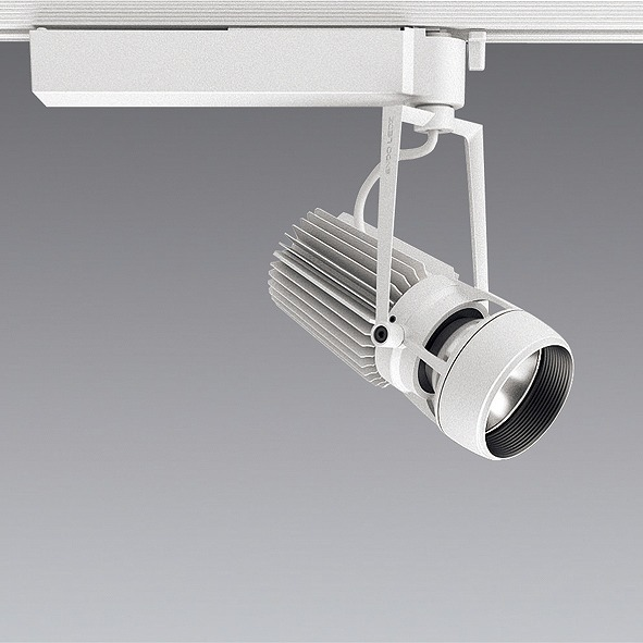 EFS5958W 遠藤照明 レール用スポットライト 白 LED 電球色 Fit調光 広角