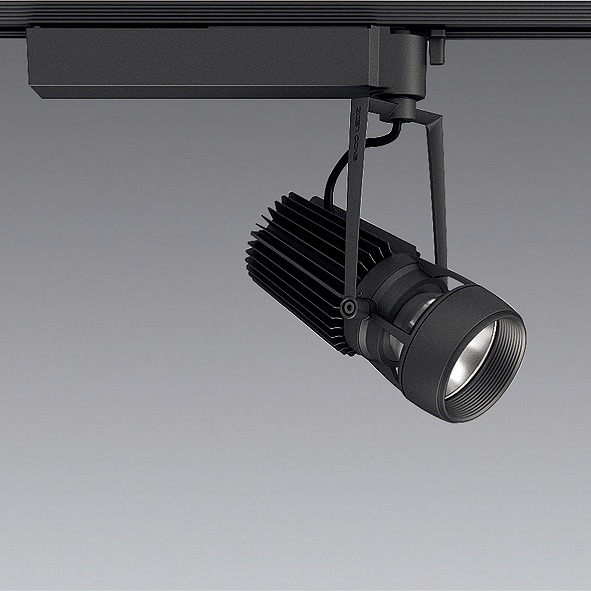 EFS5963B 遠藤照明 レール用スポットライト 黒 LED 白色 Fit調光 超広角