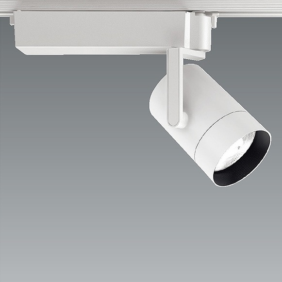 EFS6311W 遠藤照明 レール用スポットライト 白 LED 調色 Fit調光 超広角
