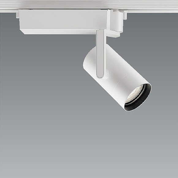 EFS6314W 遠藤照明 レール用スポットライト 白 LED 調色 Fit調光 超広角