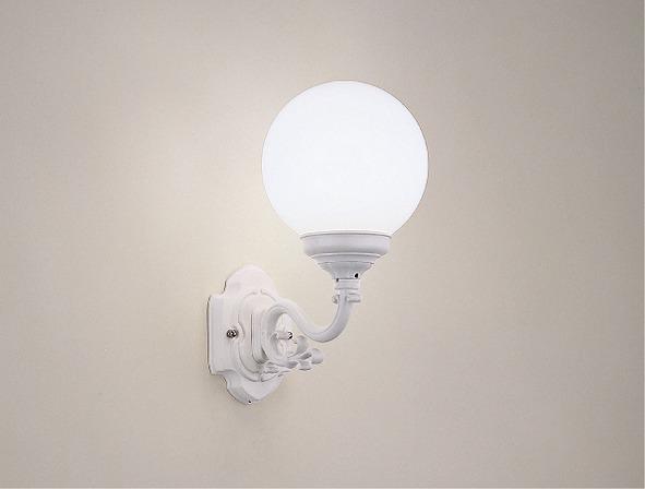 ERB6384WA 遠藤照明 屋外用ブラケット ホワイト LED(電球色)