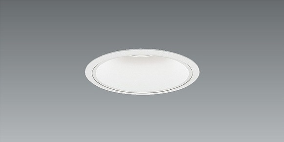 ERD6506W 遠藤照明 ベースダウンライト 白コーン LED(温白色) 超広角