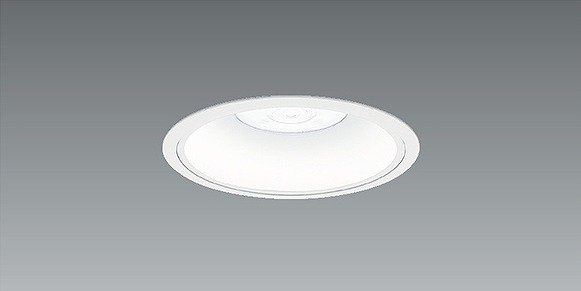 ERD6566W 遠藤照明 ベースダウンライト 白コーン φ150 LED(温白色) 超広角