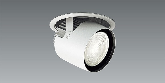 ERD6749W 遠藤照明 ダウンスポットライト LED(温白色) 中角