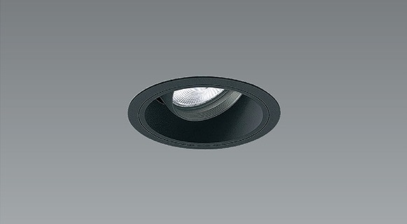 ERD7594B 遠藤照明 ユニバーサルダウンライト 黒 φ100 LED 調色 調光 広角
