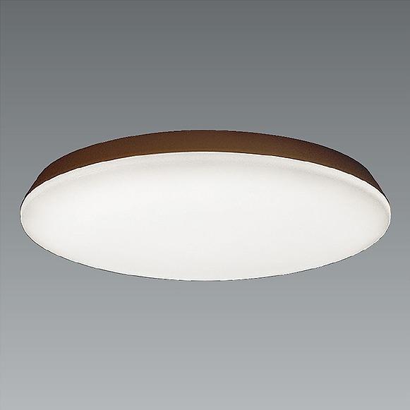ERG5499UB 遠藤照明 シーリングライト ダークブラウン カバーセード LED 調色 調光 6畳