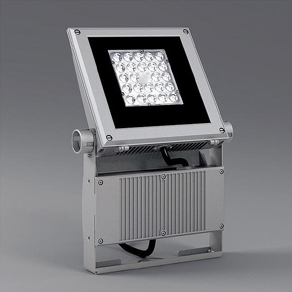 ERS3771SA 遠藤照明 屋外用スポットライト シルバー LED(昼白色) 縦配光