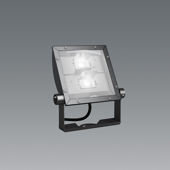 ERS5199HA 遠藤照明 看板灯 グレー LED(電球色) ワイド配光