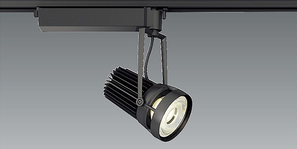 ERS6004B 遠藤照明 レール用スポットライト 生鮮食品用 黒 フレッシュNR レクタングル